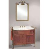 Il Tempo Del FERRO Мебель для ванной комнаты FR 594 T OR mobile ND.